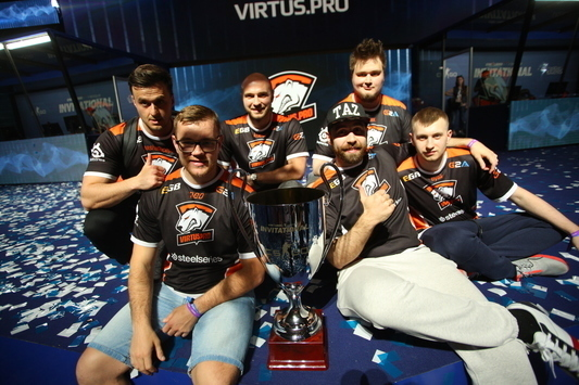 Virtus.Pro - the champions of SL i-League CS:GO Invitational