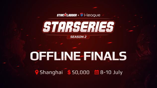 SL i-League StarSeries S2 Offline Finals: Announcement