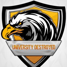 University Destroyed