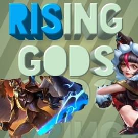 Rising gods