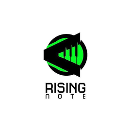 Rising Note Green
