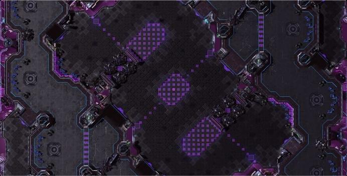 Неоновая площадь РВ