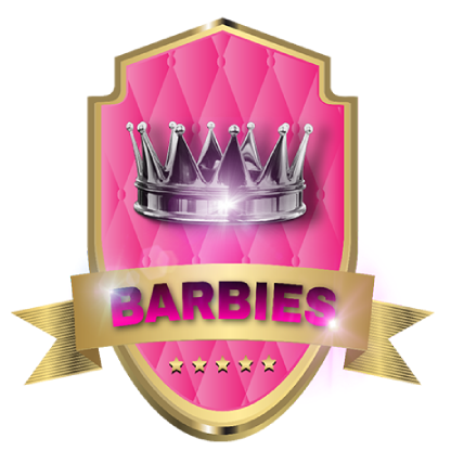 As Barbies