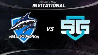 Vega Squadron vs SG e-sports Game 2 - SL ImbaTV Invitational Season 5: Group Stage - @ODPixel @GoDz
