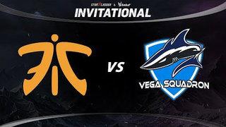 Fnatic vs Vega Squadron Game 2 - SL ImbaTV Invitational Season 5: Group Stage - @Lyrical @tsunami
