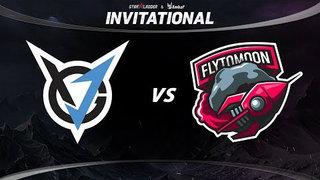 VGJ.Thunder vs FlyToMoon Game 2 - SL ImbaTV Invitational Season 5: Group Stage - @ODPixel @GoDz