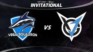 Vega Squadron vs VGJ.Thunder Game 1 - SL ImbaTV Invitational Season 5: Semifinals - @GoDz @WinteR