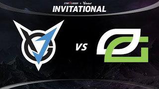 VGJ.Thunder vs OpTic Game 2 - SL ImbaTV Invitational Season 5: Grand Finals - @GoDz @Lyrical