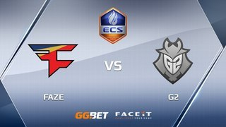 FaZe vs G2, ECS Season 5 Finals