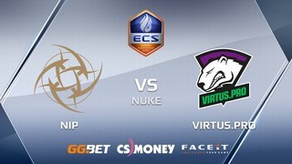 ECS Season 6 Virtus.pro vs Ninjas in Pyjamas