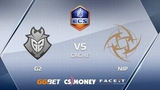 ECS Season 6 G2 vs Ninjas in Pyjamas