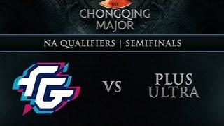 Forward Gaming vs Plus Ultra Game 2 - Chongqing Major NA Qual.: Semis w/ Grant, Capitalist, Blitz