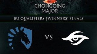 Liquid vs Secret Game 1 - Chongqing Major EU Qualifier: Winners' Finals w/ KillerPigeon, NahazDota