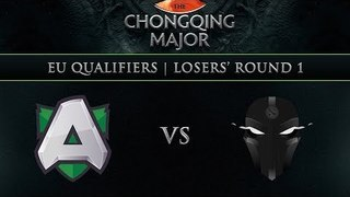 Alliance vs TFT Game 1 - Chongqing Major EU Qual: Losers' Round 1 w/ ODPixel, Lacoste, Sheever, Kyle